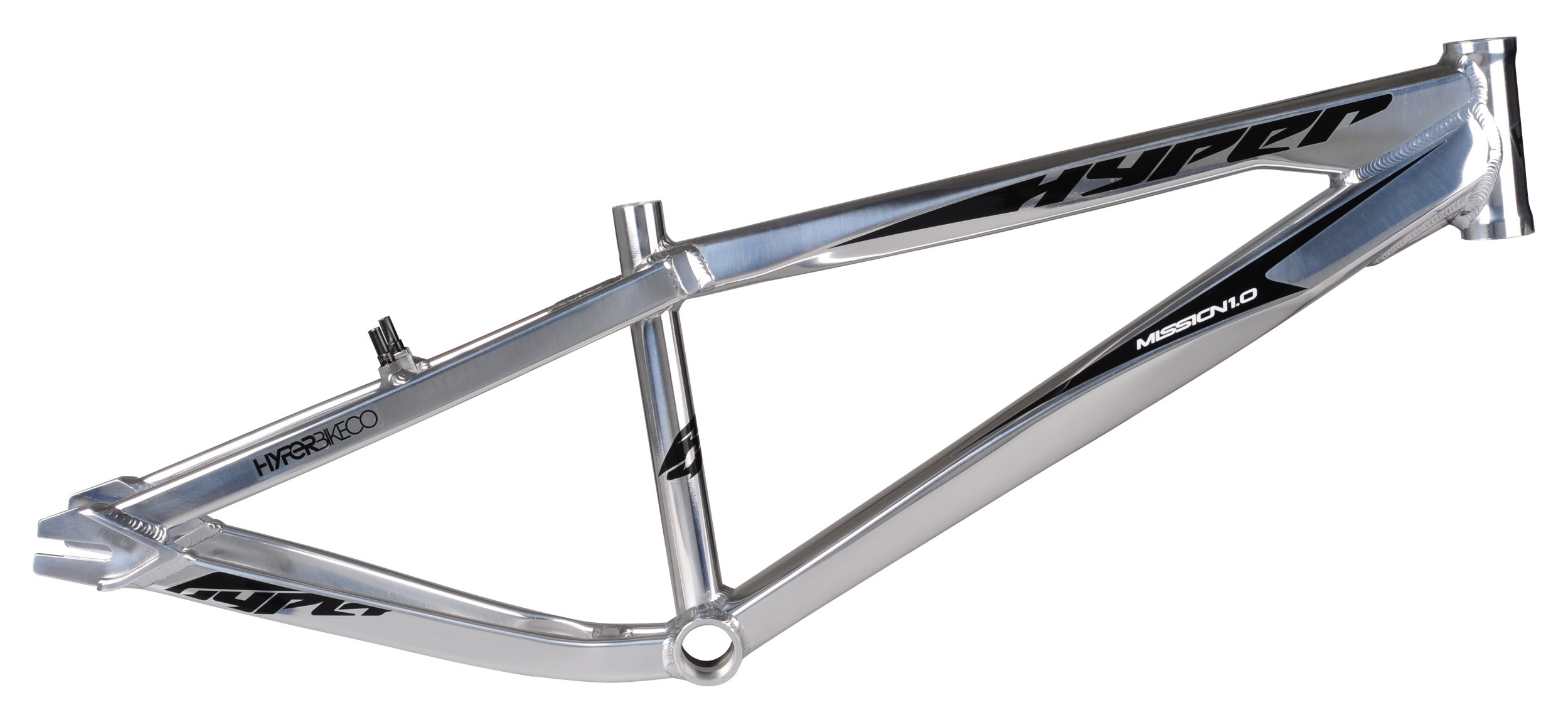 hyper mission one 1 frame race bmx frame  all sizes