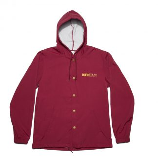 Cardinal Red XXL Kink New Classic Windbreaker