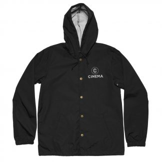 Cinema Coach's Jacket Black