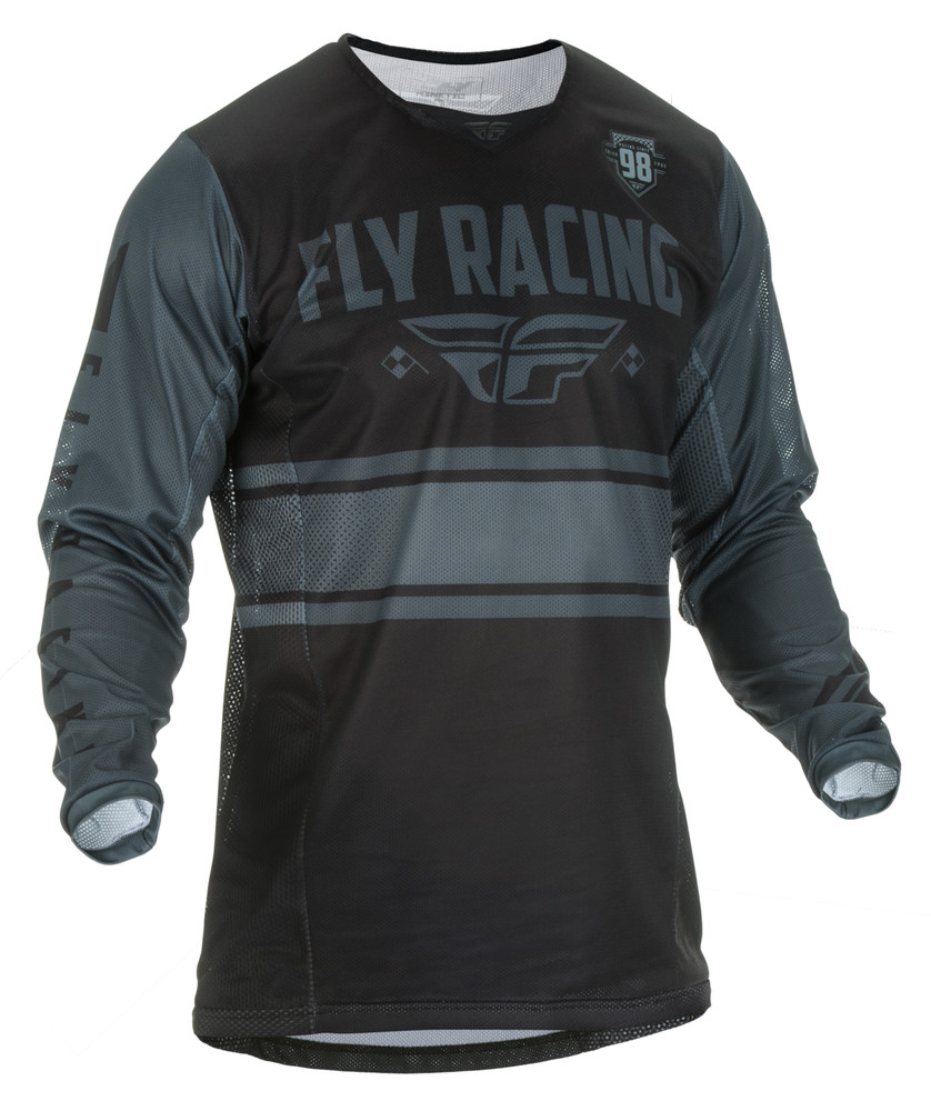 Fly Racing 2018.5 Kinetic Mesh BMX Racing Jersey