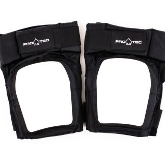 Pro-Tec Park Knee Pad Black/White Large