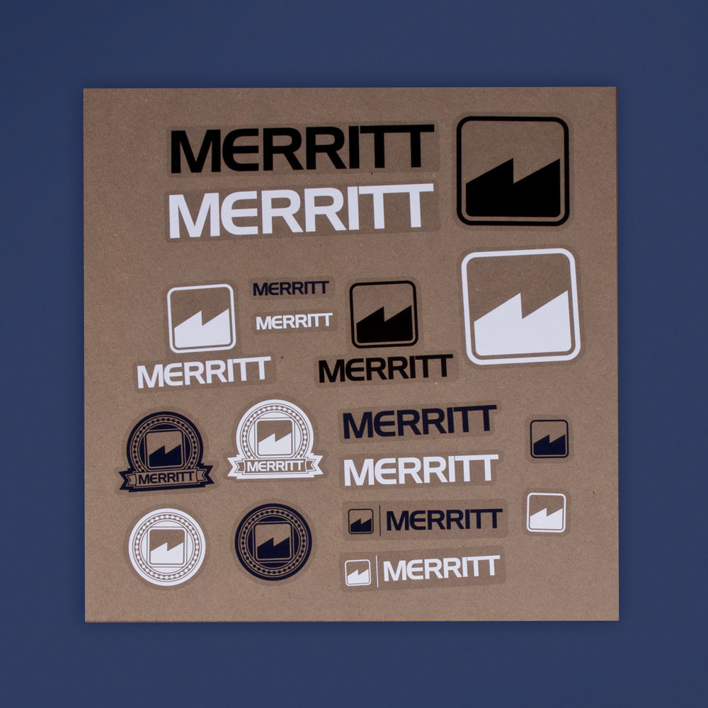 Merritt Assorted Sticker Pack
