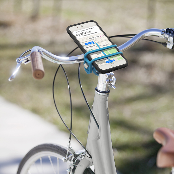 The HandleBand Universal Smartphone Bar Mount