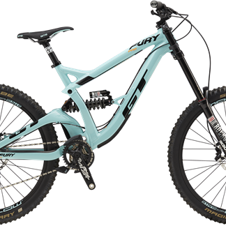 GT Fury Pro Mountain Bike 2018