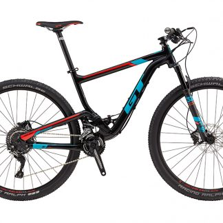 GT Helion Expert 9R Mountain Bike 2017