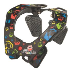 "Atlas Tyke Neck Brace Youth 24-28"" Black"