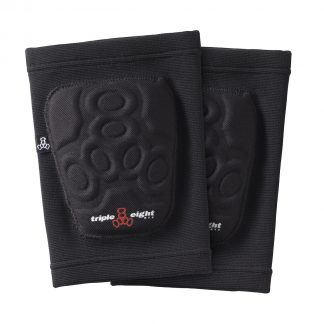 Triple 8 Covert Knee Pads Black