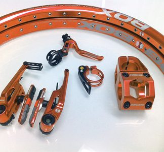 BOX LE PRO Parts Kit 2015 Fuchsia Orange