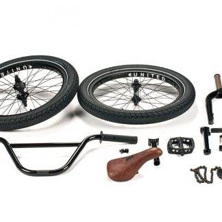 United 2016 Supreme BMX Parts Kit