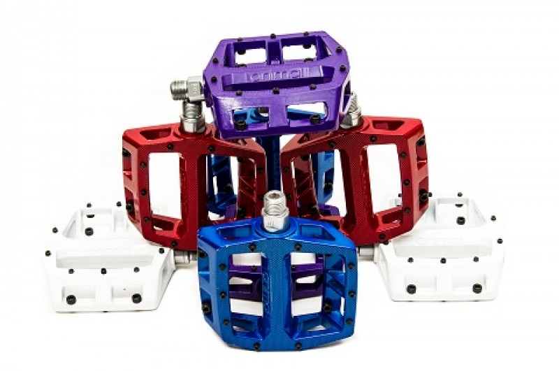 Animal Hamilton Pedals Sealed