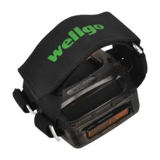 Wellgo Fix Grear Track B109P With Wide Strap