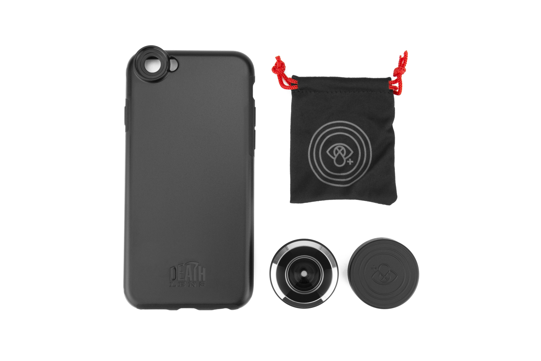 reputable site 8c37b 10c98 Death Lens Pro Kit iPhone 6/6S Fisheye Lens