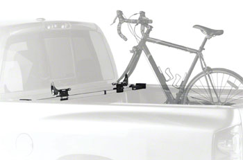 Thule 822XT Locking Bed Rider Truck Bed Bike Rack