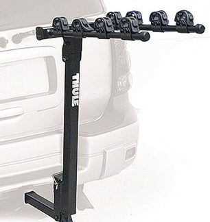 Thule 957 Parkway Receiver Hitch Rack
