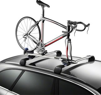 Thule 528 Sprint Roof Rack Fork Mount