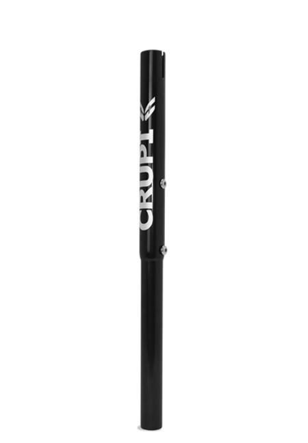 Crupi Seatpost Extender New Black 3 sizes