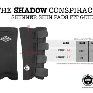 Shadow Shinners Shin Guards