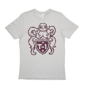 T1 Crest T Silver