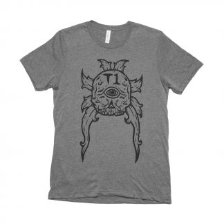 T1 Cyclops T Deep Heather Grey