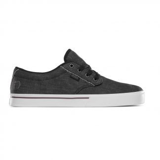 Etnies Jameson ECO Shoes Black Dirty Wash