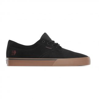 Etnies Jameson SL Shoes Black/Tan/Red 11.5