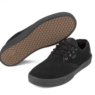 Etnies Jameson SL Shoes 12 Black/Black/Gum