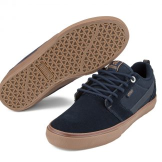 Etnies Rap CT Shoes Navy/Gum