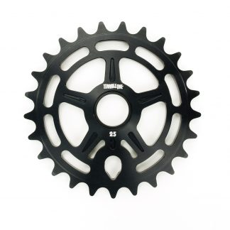 T1 Logan's Run Sprocket: Black 25t