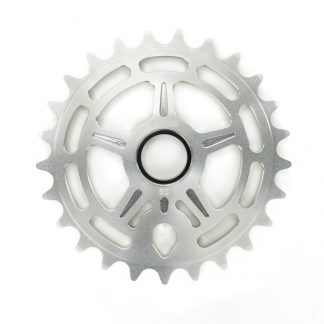 T1 Logan's Run Sprocket: Silver 28t