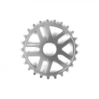 Cinema Rewind Sprocket Silver 28t