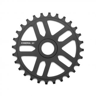 Cinema Rewind SD Sprocket:Black