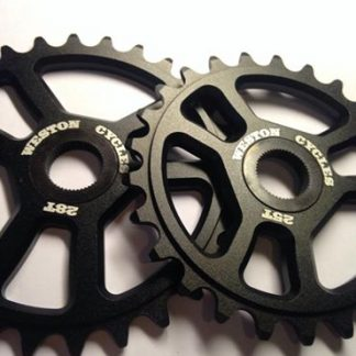 Weston Cycles 7075 Spline Drive Sprocket