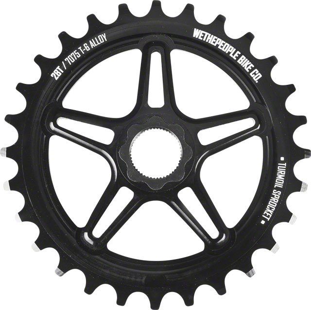 We The People Turmoil Spline Drive Sprocket