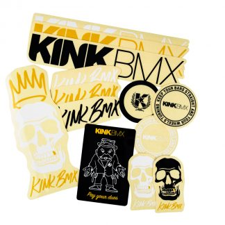 Kink 2015 Sticker Pack