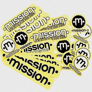 Mission Sticker Pack