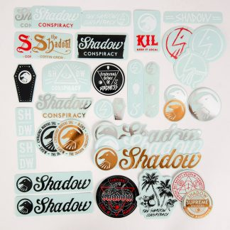 Shadow Conspiracy Sticker Pack