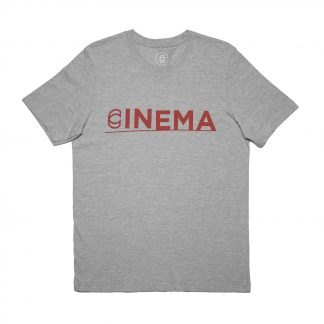 Cinema Tilt T Heather Grey