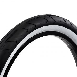 """DUO 18 SVS Tire White Wall"""""""