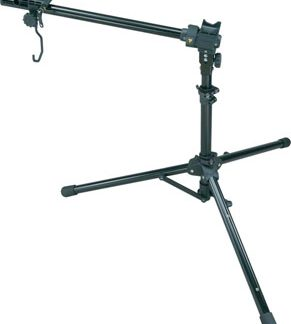 Topeak PrepStand Race Work Stand with Dual Clamp, Black