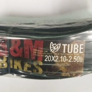 S&M Tube 20 x 2.10 to 2.50