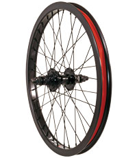 Alex Y22 Rear Wheel 9t 14mm RSD Black