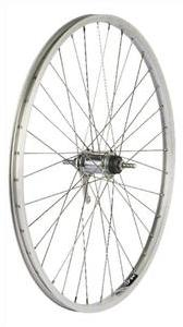 "Alex Coaster Brake Wheelset 26"" Silver"