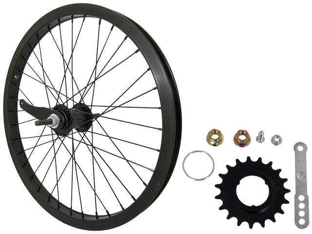 Alex Coaster Brake Rear Wheel 20""