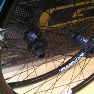 Profile Elite Disc Hub on Spank Tweet Rims 26
