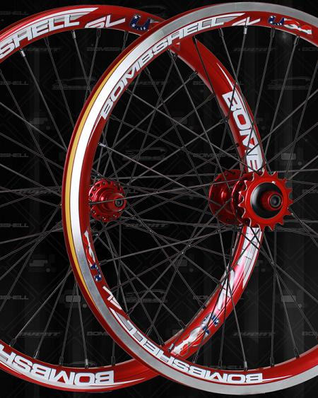 "Bombshell SLX Wheelsets All Sizes 20"" and 24"""